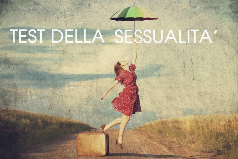 Test della sessualità. Test di psicologia